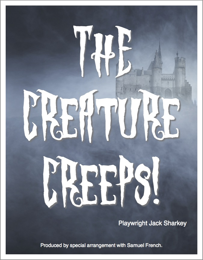18-19 Creature Creeps - Butterfield Stage